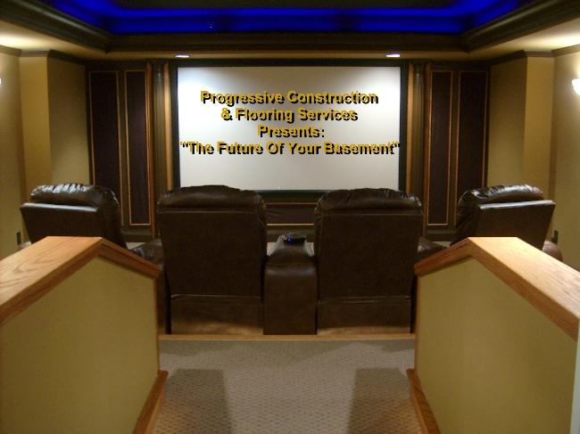 construction and flooring atlanta basement finishing basement